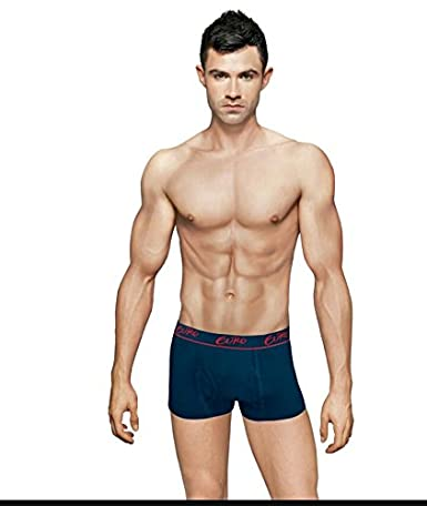 910edf35284 Euro Mens 100% Cotton Mini Trunks Pack Of 5: Amazon.in: Clothing &  Accessories