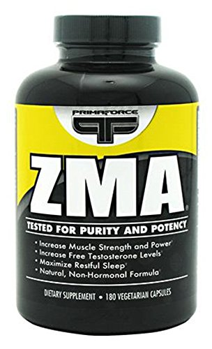 Prima Force ZMA Dietary Supple...