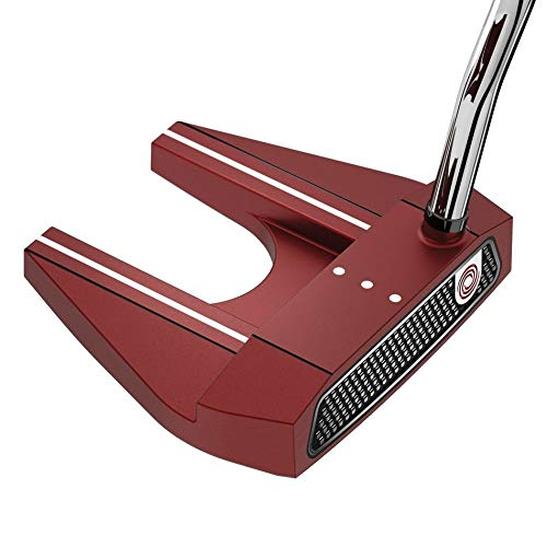 Odyssey 2018 Red Putters, #7, Superstroke Slim 2.0, Right Hand, 35' Shaft
