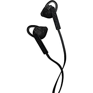 Urbanista Rio Sport Earphones with GoFit, Remote and Mic - Retail Packaging -  Dark Clown/Black