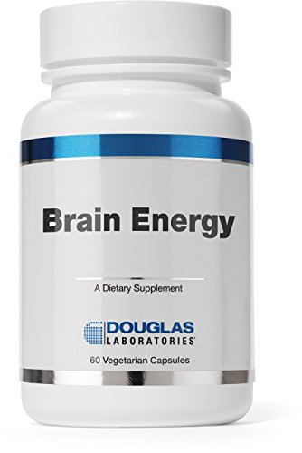 Douglas Laboratories® - Brain Energy - Essential Nutrients Formulated to Nutritionally Support Increased Brain Energy* - 60 Capsules