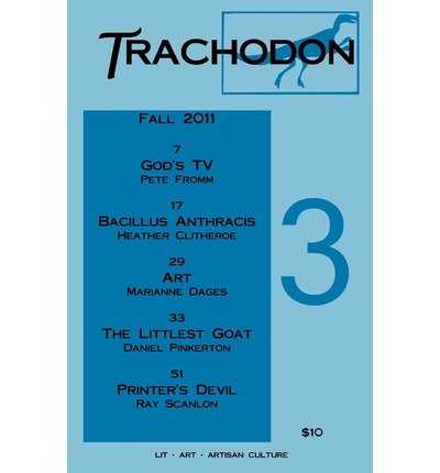 Download [(Trachodon 3: A Dinosaur of a Little Magazine)] [Author: Pete Fromm] published on (August, 2011) pdf