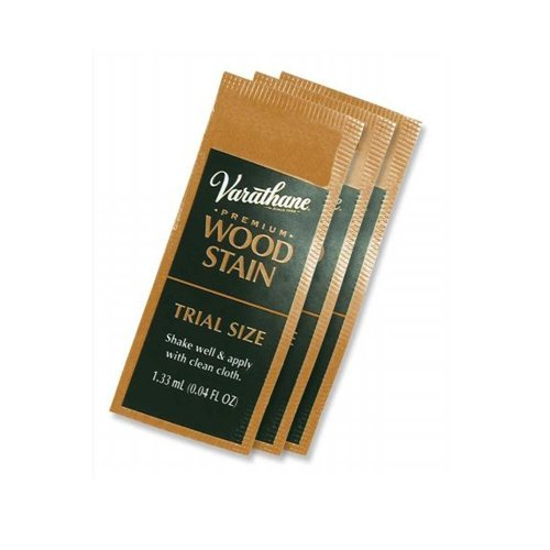 RUST-OLEUM 211940 Trial Sized Golden Mahogany Stain