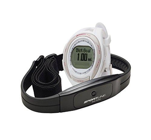 Sportline Cardio 660 Women's Monitor (White)