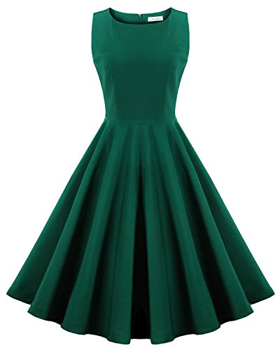 Vintage 50s 60s Green - 3