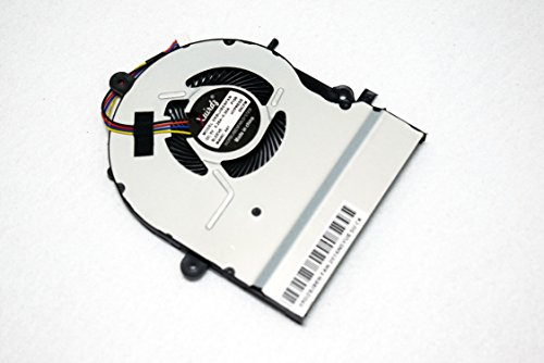 Rangale New For Asus K501LX K501LB K501UX A501L V505L K501LB5200 K501LX-EB71 K501L MF60120V1-C460-S9A Series Laptop CPU Fans Cooling