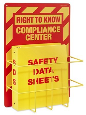 Uline SDS Compliance Center