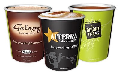 Paper Coffee Cup Designs