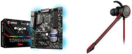 MSI Z370 TOMAHAWK - Placa base Arsenal para gaming (chipset Intel ...