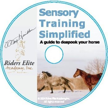 Sensory Training Simplified: A Guide to Despook Your Horse