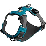 Ruffwear Front Range Harness, Medium, Pacific Blue