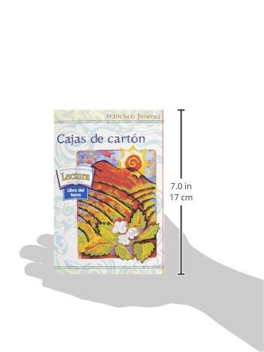 Lectura: Libros del tema (Individual Title) Grade 6 Cajas de cartón (O) (Spanish Edition): HOUGHTON MIFFLIN: 9780618244614: Amazon.com: Books