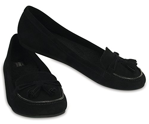 crocs Lina Lined Loafer Black 42-43