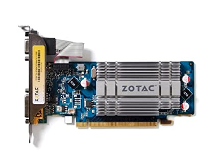Zotac ZT-20314-10L NVIDIA GeForce 210 1GB - Tarjeta gráfica ...