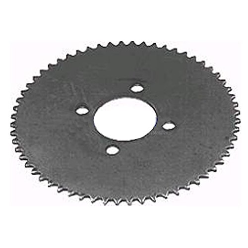 Rotary # 470 Go Kart Drive Sprocket For Universal # 35 Chain 72 Tooth 2