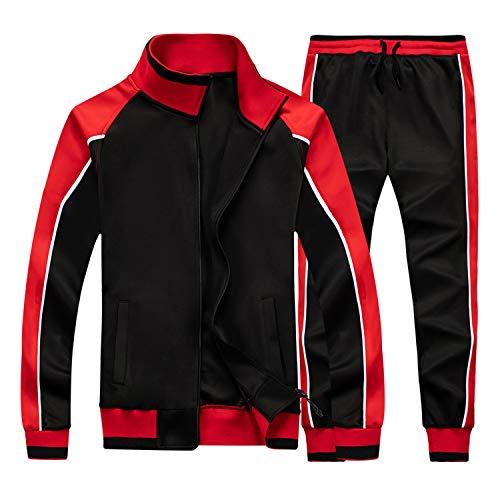 TOLOER Men's Activewear Full