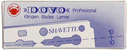 DOVO Shavette 10 Blades, 0.05 g.