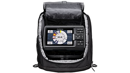 Garmin 37262 Striker Plus 5 Ice Bundle (with GT8HW-IF Transducer)