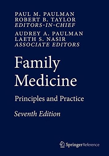 Family Medicine: Principles and Practice