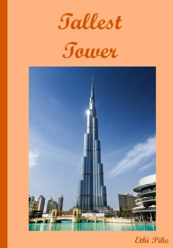 Tallest Tower - Personalized Tan Notebook / Extended Lined Pages / Soft Matte Cover: An Ethi Pike Collectible Journal : Custom