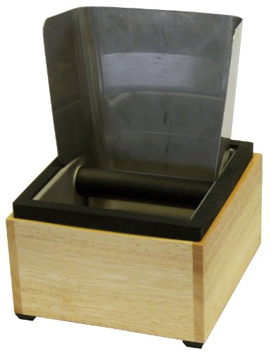 Rattleware 97420 Maple Knock Box Set with Splash Guard by Rattleware