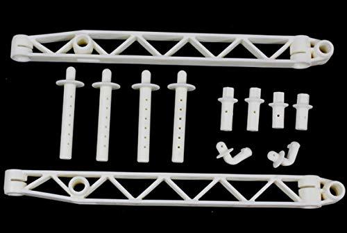 - Part & Accessories Baja 5T Nylon Body Side Rail set for1/5 HPI baja 5T Parts KM ROVAN