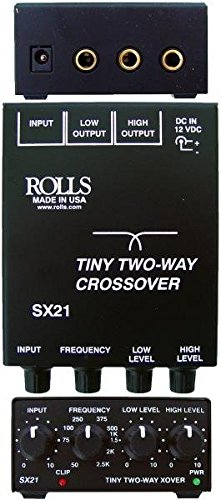 rolls SX21 Tiny 2-Way Crossover