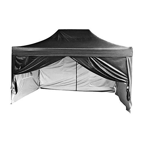 Quictent Silvox 100% Waterproof 10'x15' EZ Pop Up Canopy ...
