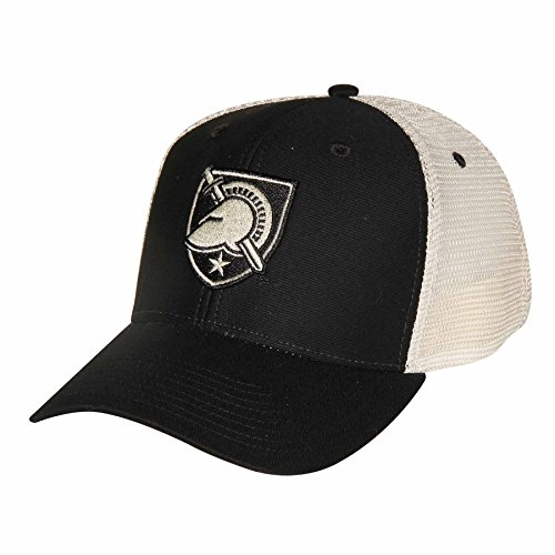 - NCAA Army Black Knights Adult Unisex Sideline Mesh Cap   Adjustable