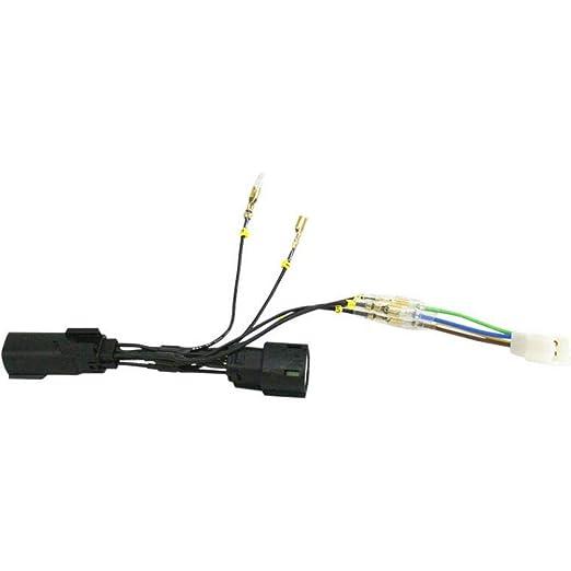 amazon com: rivco products hd00749 plug-in trailer wire harness - 6-pin  molex: automotive