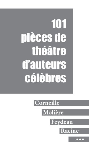 101 pièces de théâtre d