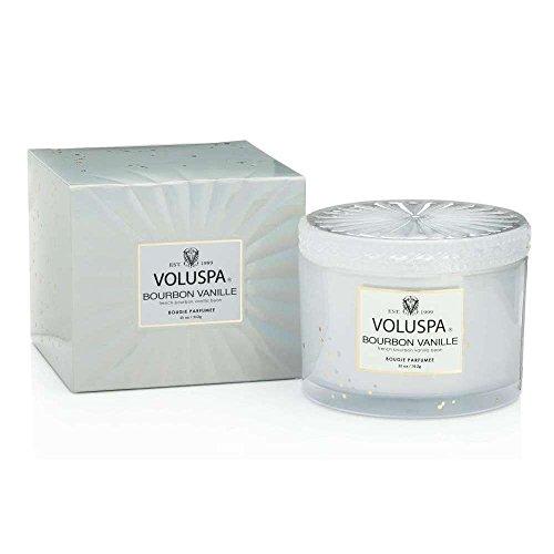 Boxed Fragrance - Voluspa Bourbon Vanille Corta Maison Boxed Candle