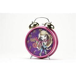 Designer Big Bell Clock