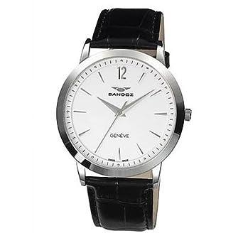 Reloj Sandoz Portobello 81335-00 Hombre Blanco: Sandoz: Amazon.es: Relojes