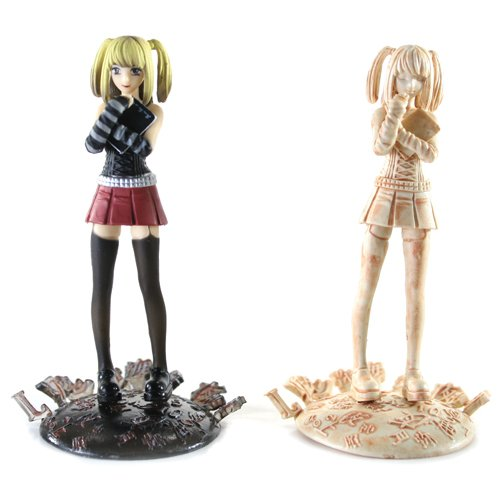 Death Note Real Figure Collection Trading Figures – Misa (3″ Figures)