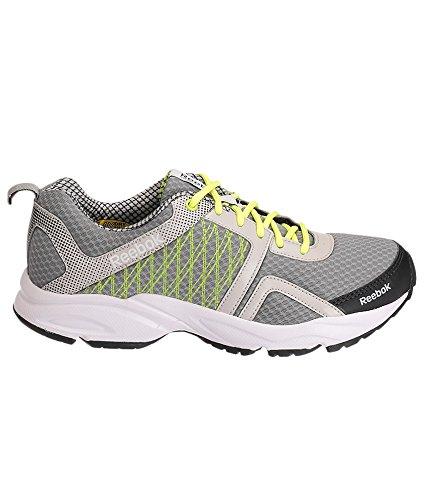 297a00b958e280 Reebok Men s Smooth Speed Grey Running Shoes-6 UK India (39 EU) (7 ...