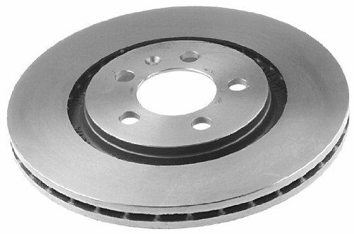 of Holes 5 internally ventilated 2 Brake Disc front No febi bilstein 06548 Brake Disc Set