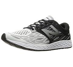 całkiem fajne tanie z rabatem najwyższa jakość New Balance Men's Fresh Foam Zante V3 Running Shoes Black in ...