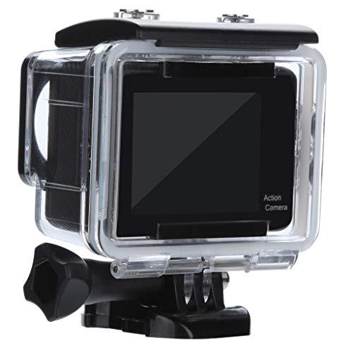 Cuifress 2'' LTPS LCD 4K 30FPS HD 1080P Action Sport Camera WiFi DV DVR Cam -