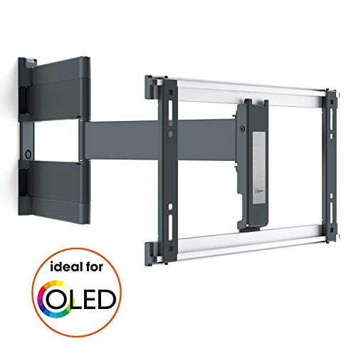 Vogel's Vogel's Thin 546 Premium OLED TV Wall Mount, Ultra-Low Profile and Ultra-Smooth Full Motion 180° Swivel, Suitable for 40 to 65 Inch OLED TV's, Black