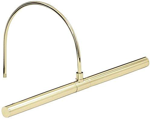 Brass Plug In Picture Light - Advent Profile 16