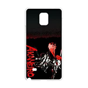 Akaneiro Demon Hunters Samsung Galaxy Note 4 Cell Phone Case White 53Go-078166