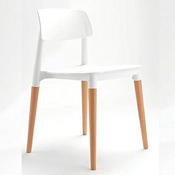 Design Stuhl Esszimmerstuhl Burostuhl Kuchenstuhl Stuhle Massiv Holz