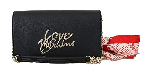 Moschino Logo Crossbody Love Moschino Crossbody Logo Black Love Love Black Moschino Logo Crossbody FAwwSCq