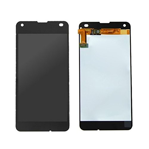 JayTong LCD Display & Replacement Touch Screen Digitizer Assembly with Free Tools for Nokia Microsoft Lumia 550 N550 RM-1127 black