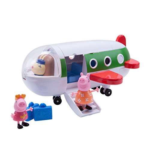 Peppa Pig Holiday Plane]()