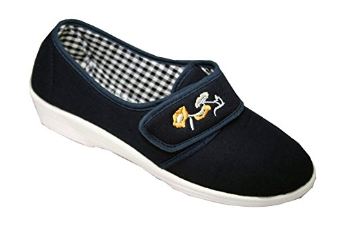 in Canvas Scarpe Boost Mirak Navy Blu Donna Estive tTw7xBxqa