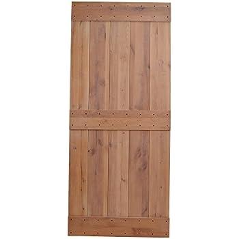 Amazon Com 36 X84 Knotty Alder Natural Primed Wood Solid