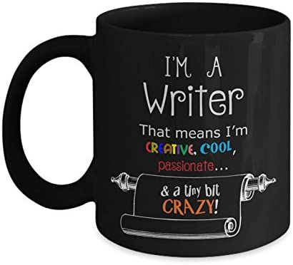 Crazy Journalist Mug