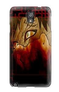 Fashion Protective Gaarra Turning To Shukaku Case Cover For Galaxy Note 3 7355379K59648580